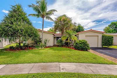 Plantation Single Family Home For Sale: 376 NW 103rd Way