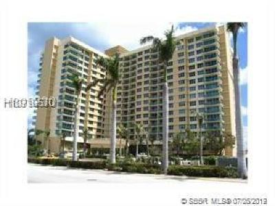 Hollywood Condo/Townhouse For Sale: 2501 S Ocean Dr #709