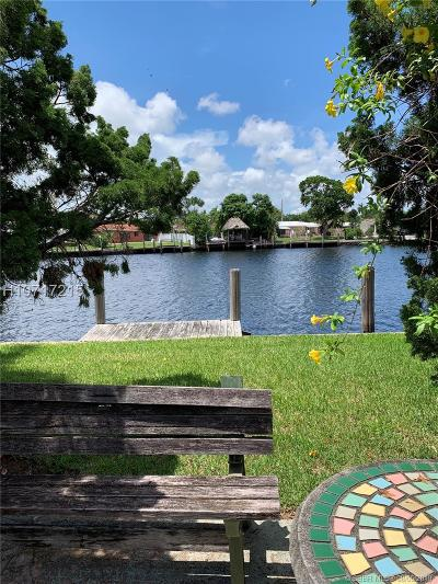 Fort Lauderdale Single Family Home Active Under Contract: 1639 Poinsettia Dr
