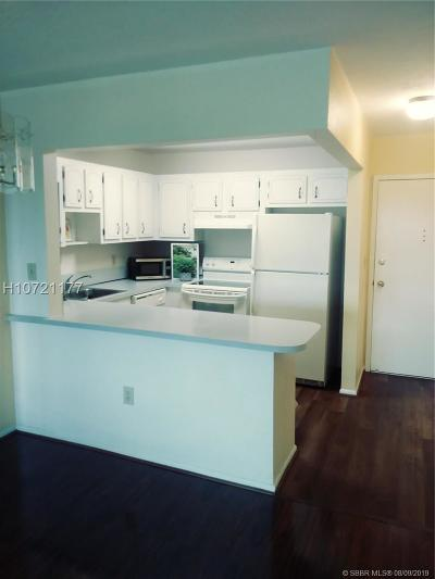Plantation Condo/Townhouse For Sale: 7100 NW 17th St #407