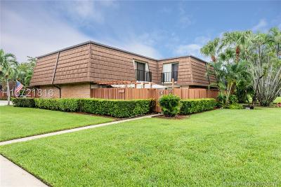 Davie Condo/Townhouse For Sale: 9135 SW 20th Pl #B