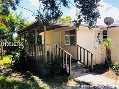 Dania Beach Single Family Home For Sale: 5159 SW 27th Ave
