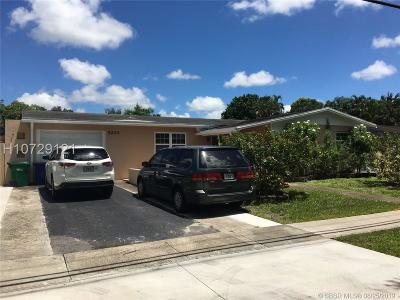 Cooper City Single Family Home For Sale: 5220 SW 90th Ave