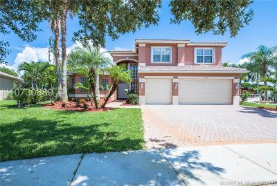 Miramar Single Family Home For Sale: 4733 SW 185th Ave
