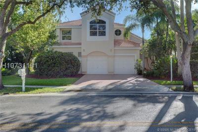 Cooper City Single Family Home For Sale: 10963 Boston Dr