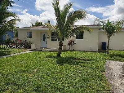 Sunrise Single Family Home For Sale: 6300 NW 20th St