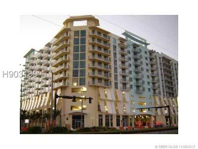 Hollywood Condo/Townhouse Active Under Contract