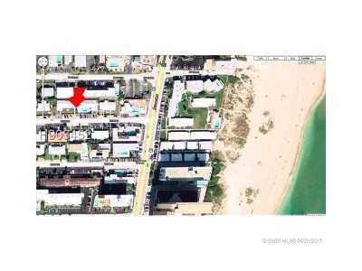 Pompano Beach FL Single Family Home For Sale: $3,500,000