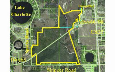 Sebring Residential Lots & Land For Sale: 1000 Sr 66 & George Blvd