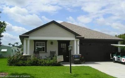 Avon Park, Lorida, Lake Placid, Sebring Single Family Home For Sale: 109 Jasmine