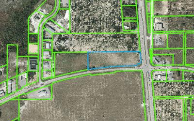 Highlands County Residential Lots & Land For Sale: 7909 Us 27 S