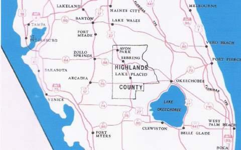 Lake Placid Florida Map.1009 Rebel Ave Lake Placid Fl Mls 238433 Worden Realty 863