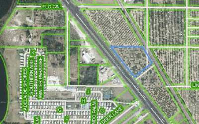 Avon Park Residential Lots & Land For Sale: 2990 Us 27 N