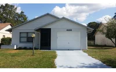 Lake Placid, Avon Park, Lorida, Sebring Single Family Home For Sale: 4222 Thompson Ave