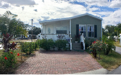Avon Park, Lake Placid, Lorida, Sebring Mobile/Manufactured For Sale: 1004 Hammock Rd, Lot 27