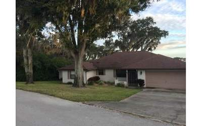 Lake Placid, Lorida, Avon Park, Sebring Single Family Home For Sale: 139 Alderman Drive