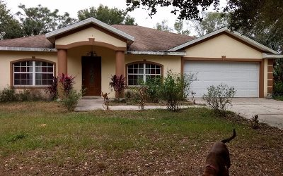 Lake Placid, Avon Park, Sebring, Lorida Single Family Home For Sale: 8521 W Josephine Rd