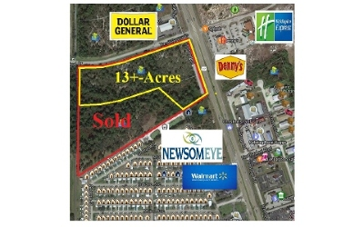 Sebring Residential Lots & Land For Sale: 4435 Us 27 N