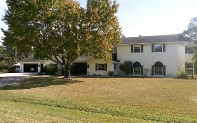Avon Park, Lake Placid, Sebring Single Family Home For Sale