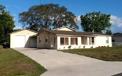 Lake Placid Single Family Home For Sale: 1021 Jonquil St