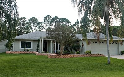 Lake Placid Single Family Home For Sale: 3106 Peachtree Dr