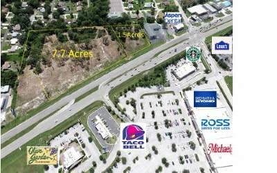 Highlands County Residential Lots & Land For Sale: 1701 Us 27 N
