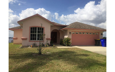 Sebring FL Single Family Home For Sale: $224,900