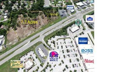 Sebring Residential Lots & Land For Sale: 1625 Us 27 N