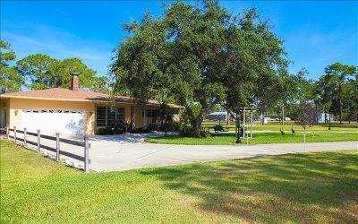 Sebring Single Family Home For Sale: 2501 Vantage Trce