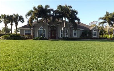 Lake Placid, Avon Park, Sebring, Lorida Single Family Home For Sale: 20 Cole Danley Dr