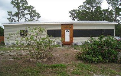Lake Placid, Avon Park, Sebring, Lorida Single Family Home For Sale: 110 Adams Rd