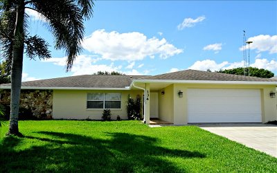 Lake Placid Single Family Home For Sale: 134 Citrus Rd NE