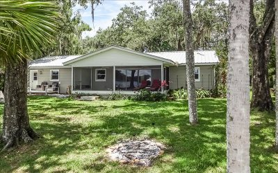 Sebring FL Single Family Home For Sale: $289,990