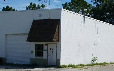 Commercial For Sale: 514 S Main Ave