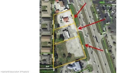 Sebring Residential Lots & Land For Sale: 2905 Us 27