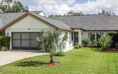 Sebring FL Single Family Home For Sale: $139,500