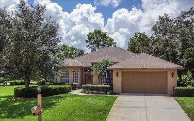Sebring FL Single Family Home For Sale: $265,000