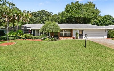 Sebring Single Family Home For Sale: 2700 Greenlawn Dr