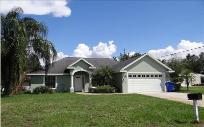 Lake Placid Single Family Home For Sale: 312 Star Fruit Ave