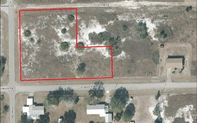 Avon Park Residential Lots & Land For Sale: 2500 W Newton Rd