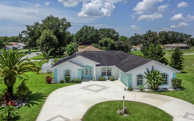 Sebring Single Family Home For Sale: 4217 Lamancha Cir