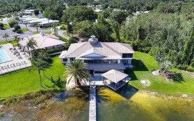 Lake Placid Single Family Home For Sale: 253 Shoreline Dr