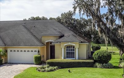 Avon Park, Lake Placid, Lorida, Sebring Single Family Home For Sale: 3009 Royal Oaks Ct
