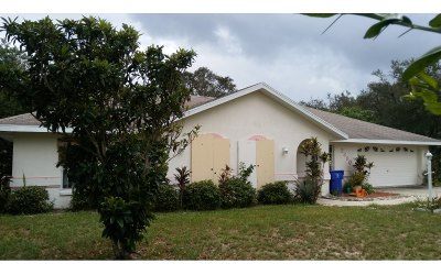 Avon Park Single Family Home For Sale: 2390 N Huntington Rd #1