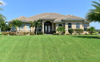 Lake Placid, Avon Park, Sebring, Lorida Single Family Home For Sale: 1006 Lake Reserve Rd