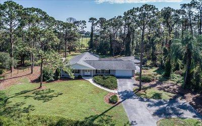 Lake Placid Single Family Home For Sale: 109 Cloverleaf Byp