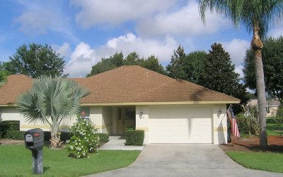 Lake Placid Single Family Home For Sale