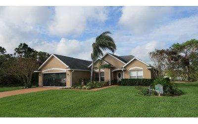 Sebring Single Family Home For Sale: 4621 Bonnie Dr