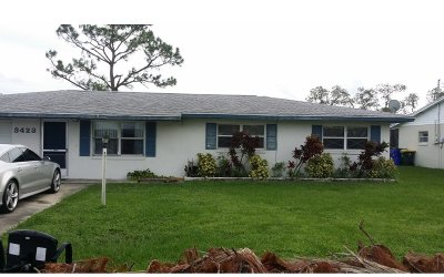 Sebring Single Family Home For Sale: 3423 Dauphine St