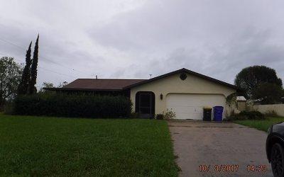 Sebring Single Family Home For Sale: 1131 Lake Sebring Dr